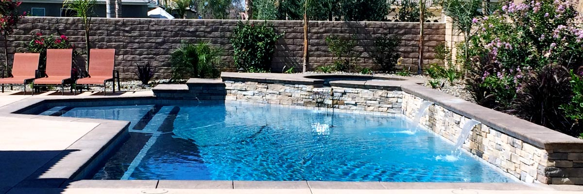 Greecian Pools Bakersfield Ca Geometric Swimming Pools