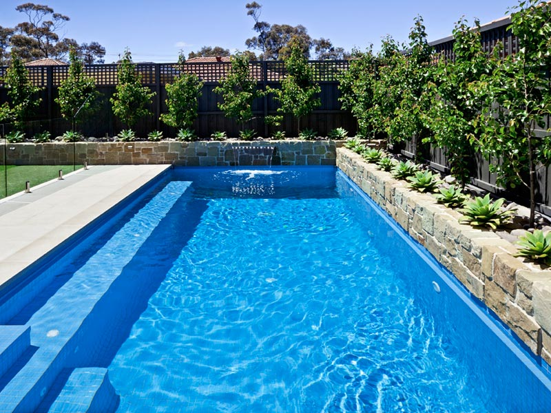 Lap Swimming Pool Designs Greecian Pools
