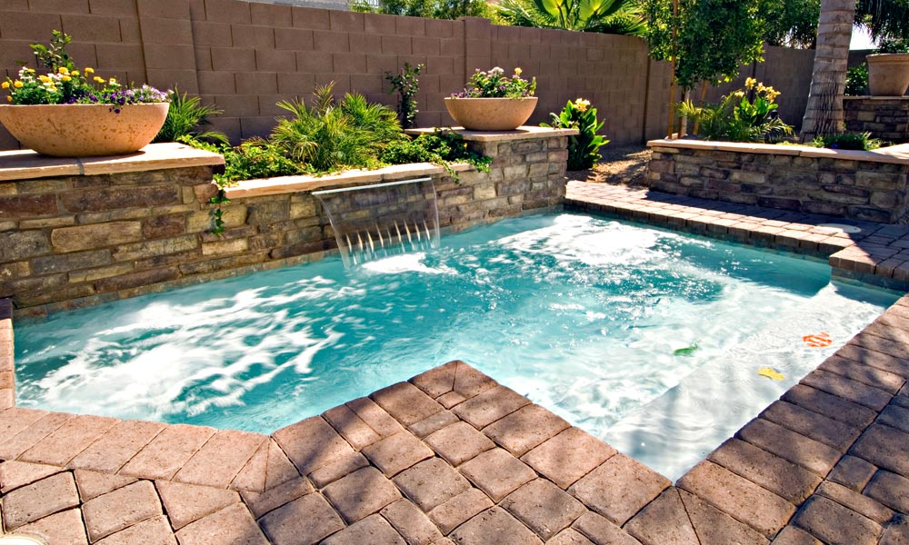 outdoor pool and patio designs with Spools on Concrete Resurfacing More also Outdoor Kitchen Gallery likewise La Roche together with Outdoor Kitchen in addition Choosing A Landscape Architect.