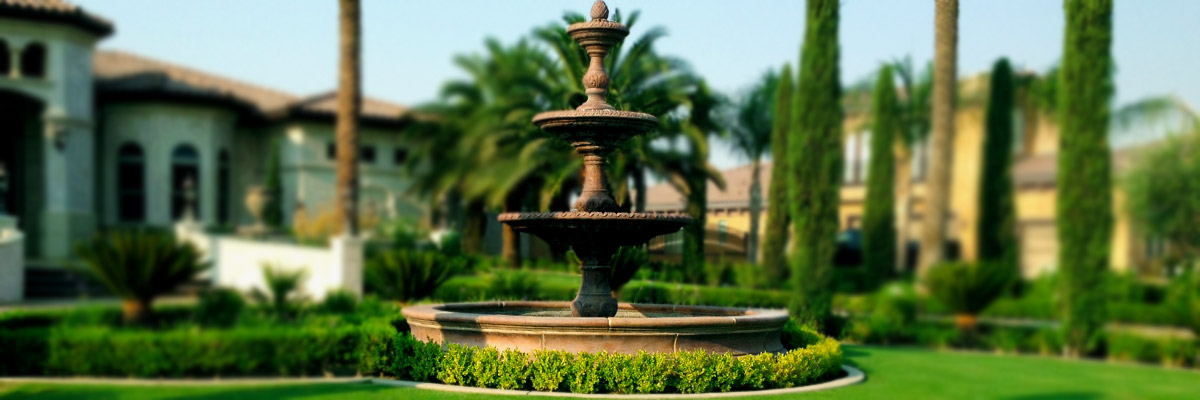 Our Fountains And Waterfalls Are Designed To Recreate Natures Sights And  Sounds, Right In Your Own Landscape. Your Garden Will Be Transformed Into A  Natural ...